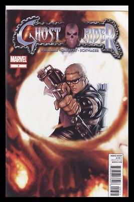 Ghost Rider #7 Very Fine/near Mint From Marvel Comics!