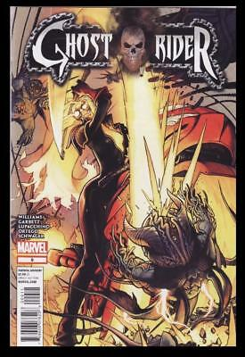Ghost Rider #9 Very Fine/near Mint From Marvel Comics!