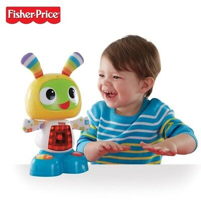 Xmas Gift Ideal Kids Fisher Price 32cm Toy Fun Music Learn Dancing Sing