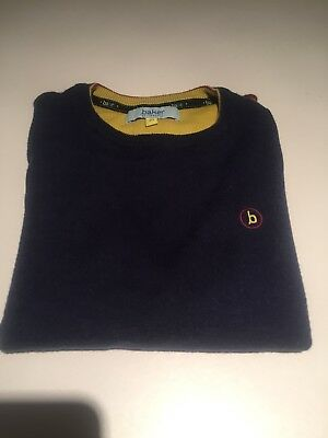 Ted Baker Boys Jumper Age 6-7