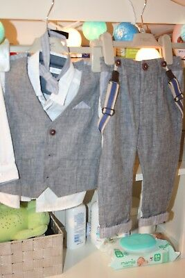 Baby Boys Outfit 9-12 Months Next
