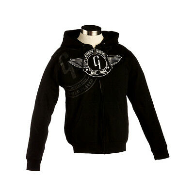 "Gibson Mens Hoodie ""Flying G"" Medium"