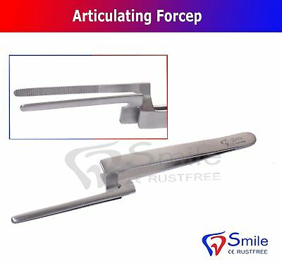 Miller Articulating Forceps Atraumatic Oral Surgery Dental Instruments Pinza CE