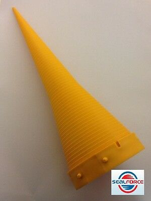 O-RING MEASURING CONE FOR IMPERIAL SIZED O-RINGS BS011 to BS434