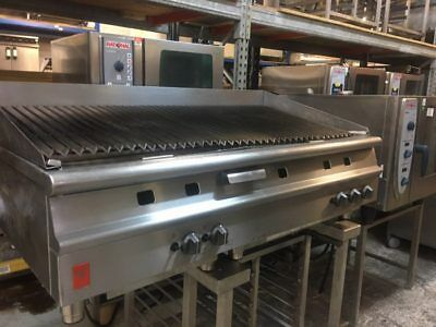 Falcon Natural Gas Griddle 1.5 meters, Latest Model 10 burner (Optional stand...