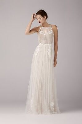 anna kara boho wedding  dress size 6/8