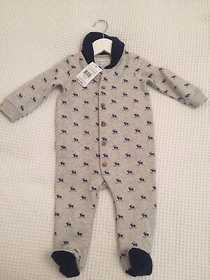 Ralph Lauren winter Playsuit 6-9 Months