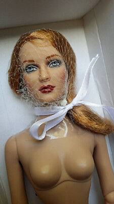 Sunkissed Sophisticate Shauna Nude Doll Robert Tonner New