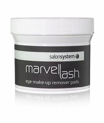 SALONSYSTEM MARVELASH EYE MAKE-UP REMOVER PADS CONFEZIONE DA 75 Salon System