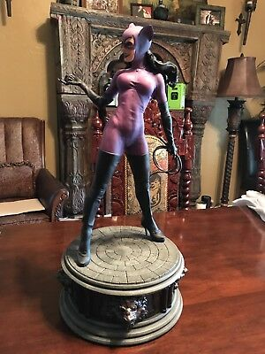 Sideshow Catwoman Premium Format Bnib. Mint And Sexy