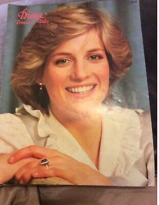 Diana Princess of Wales - Castle Books - 1983