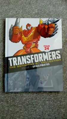 Transformers the Definitive Collection Issue 24 volume 14 - Space Pirates