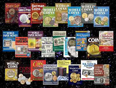 KRAUSE Standard World Catalogs 2017/2018 catalogs coin and banknotes PDF