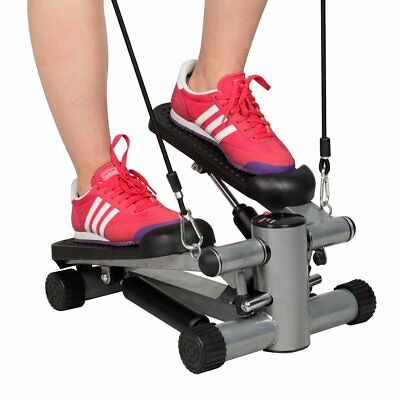 Cord Arms Leg Stepper Exercise Workout Fitness Pulling Machine Aerobic Gym Home