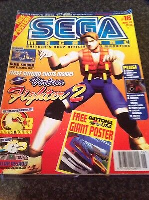 Official Sega Magazine Issue 18