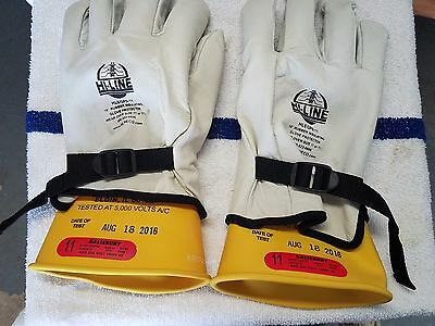 ***secondary Voltage Gloves 11***