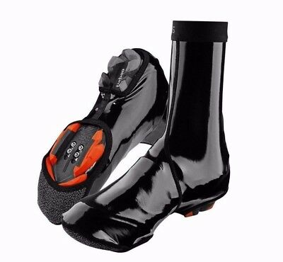 Windproof Cycling Shoe Covers Winter Autumn Warm MTB Bike Overshoes Protector