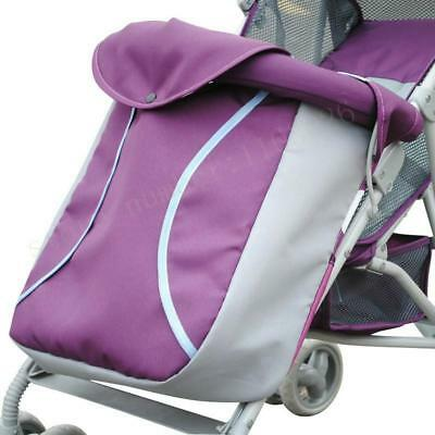 Footmuffs Baby Stroller Cover Windproof Foot Warm Thermal Cover Stroller Muffs