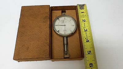 Grandpa's  Professional Antique Machinist Tool CSE Made in Germany gauge in box