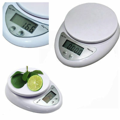 5KG/1G Digital Kitchen Weight Postal Scale Accurate Electronic Diet Food Device