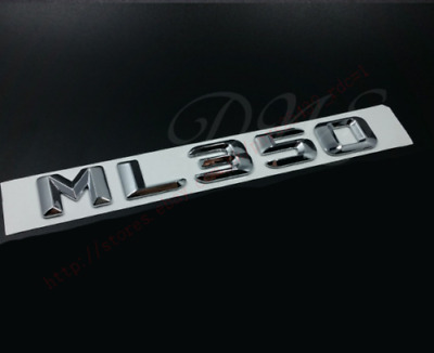 """New Large Size Silver /""""S Q7/""""ABS Number Letters Emblem Badge Sticker for Audi SQ7"""