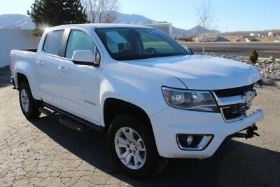 2016 Chevrolet Colorado LT 2016 Chevrolet Colorado LT Crew Cab 4WD Wrecked Repairable Only 20K Mi L@@K!!