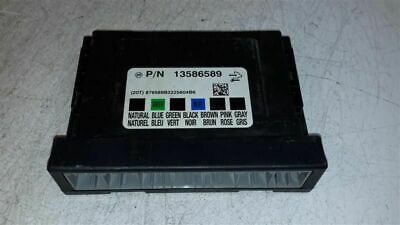 2013 CHEVY SONIC BODY CONTROL MODULE BCM COMPUTER