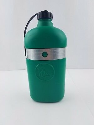Vintage Oasis Kwencher Plastic Water Canteen Made In The USA