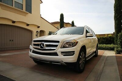 2015 Mercedes-Benz GL-Class GL350 2015 Mercedes Benz GL350 Bluetec