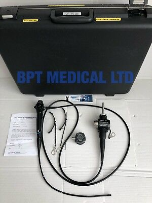 Olympus Colonoscope CF-240DL Video EVIS Case Excellent Cond TESTED Endoscopy