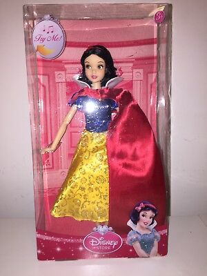 Disney Store Singing Snow White Doll