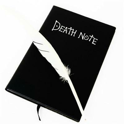 New Notebook Creative Death Note Retro Diary Magazine Books Stationery Supplies
