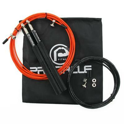 Rope Jump Speed Skipping Fitness Crossfit Ultra Speed Ball Bearing Gym Wire Rope