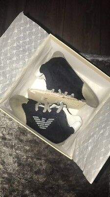armani baby shoes