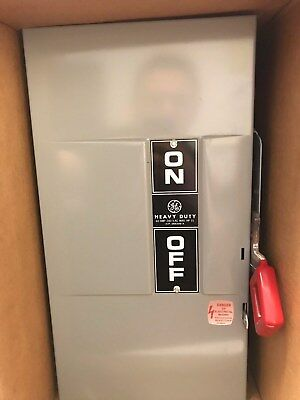 General Electric Th4322 Heavy Duty Switch