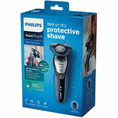 GENUINE Phillips Aqua Touch Wet Or Dry Shaver S5620/41 Free Superfast Delivery!!