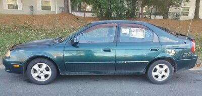 2002 Kia Spectra Sedan KIA Spectra, 2002, only 158k miles Good tires, alloy wheels, Runs good