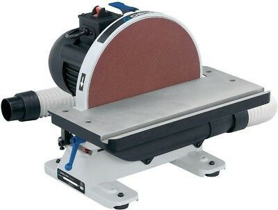 Delta Disc Sander 120V 1/2 HP 12 Heavy Duty Cast Iron Base Pre Drilled Holes