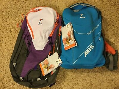 ABS Powder Avalanche Airbag Backpack, New, activation components included
