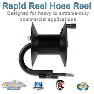Pressure washer Hose Reel 4350PSIFor Heavy Duty Commercial Applications