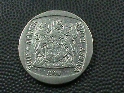 SOUTH  AFRICA    2  Rand    1990