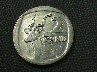 SOUTH  AFRICA    2  Rand    1991