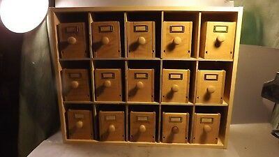 15 Wood Custom Made Parts Organize Drawers With Storage Cabinet