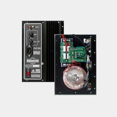 Home Theatre Audio REDGUM RGSW1 Plate Amplifier