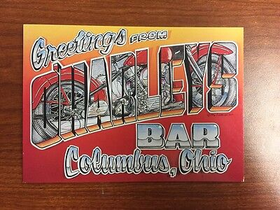 Collection Of 85 Vintage Postcards O'Harley's Bar Columbus Ohio