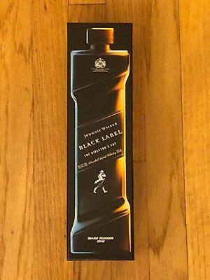 Blade Runner 2049 Johnnie Walker Black Limited Edition NEW and SEALED