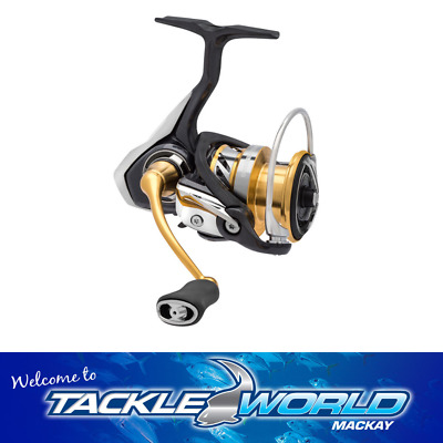 Daiwa Exceller LT Spinning Fishing Reel Tackle World