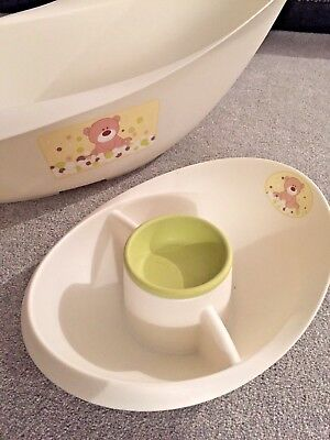 Mothercare Baby bath and top and tail bowl loved so much