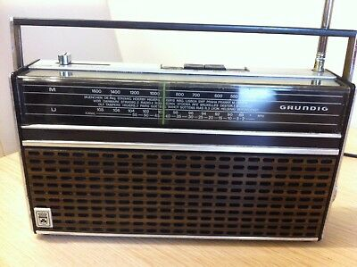 Radio Grundig Record Boy 301