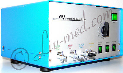 Endokine - Desinfektor - WM-Technik - S873 - endokine - disinfector - endoscopy